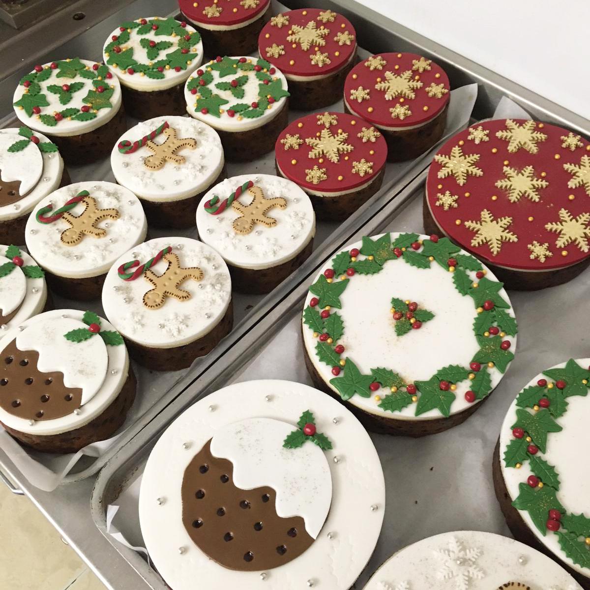 Towbury Court Fine Foods cakes 2